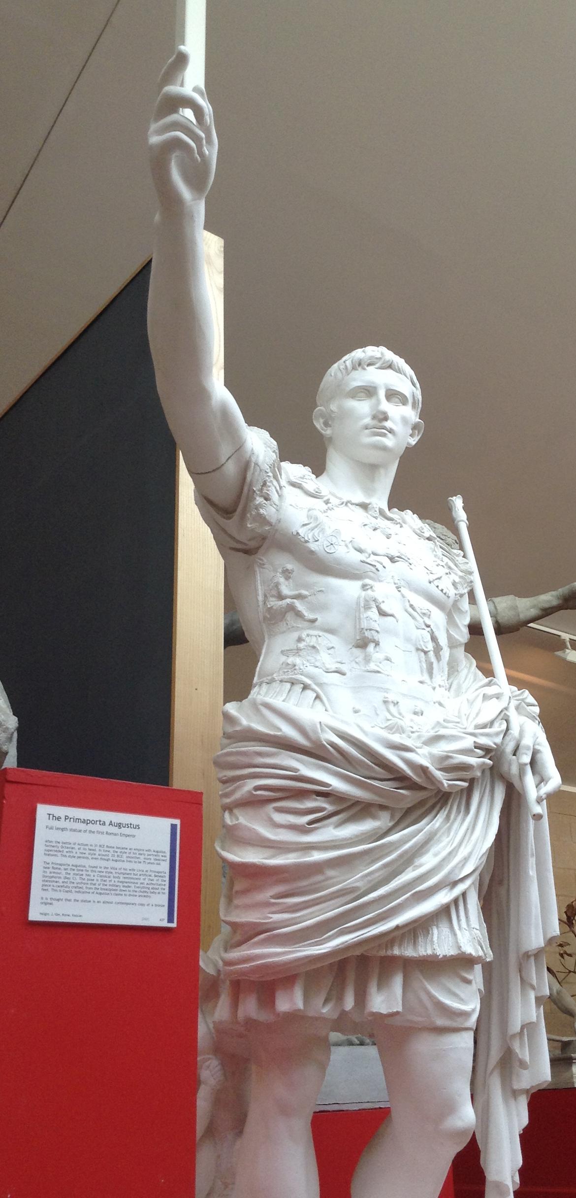 Primaporta Augustus