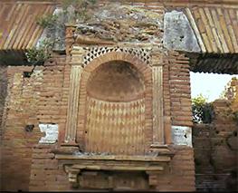 Larium, Ostia